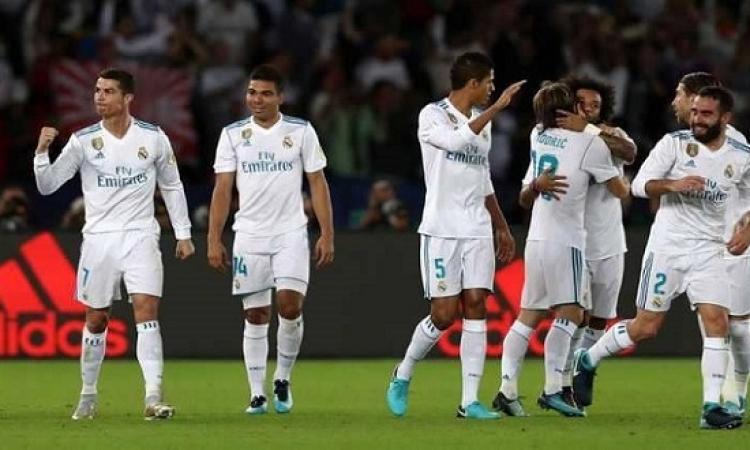 ريال مدريد يبحث عن استعادة الثقة ضد فالنسيا فى الليجا الاسبانى