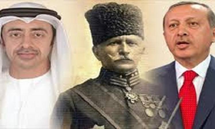 تركيا تستفز الإمارات من خلال فخر الدين باشا