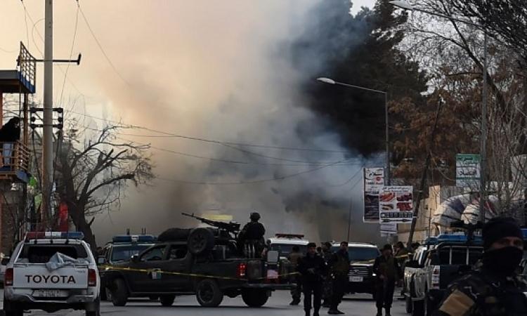 مقتل 40 قتيلا وجرح30 بانفجار غرب العاصمة الأفغانية كابل