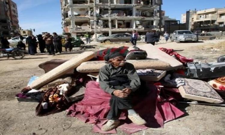 انتحار 20 شخصاً غرب إيران بسبب البرد والجوع والزلازل