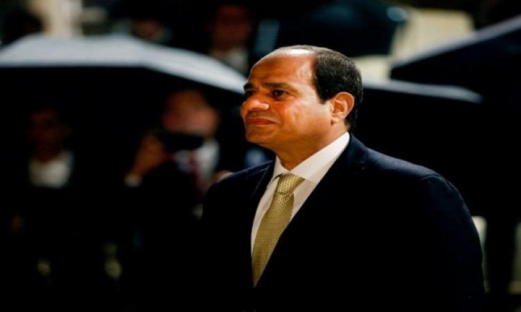 الرئيس: نهتم بتفعيل صندوق مصرى سودانى إثيوبى لتمويل مشروعات البنية التحتية