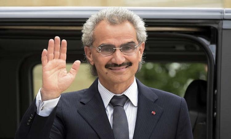 الوليد بن طلال يستحوذ على 2.3% في سناب شات