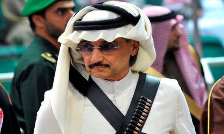 الوليد بن طلال يتفاوض على تسوية محتملة مع السلطات السعودية