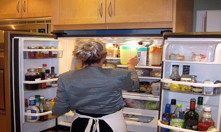 أخطاء فى التعامل مع الثلاجة تسبب تلف الأطعمة