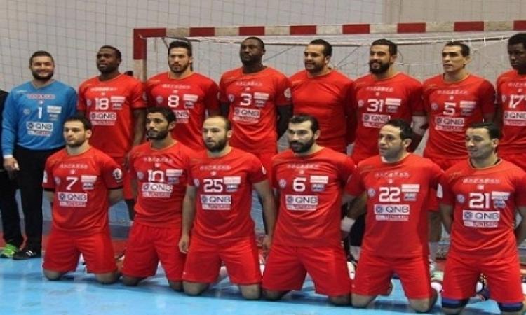 مصر تمنح تونس النجمة الأفريقية العاشرة بكرة اليد