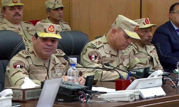 الحكومة تدرس مقترحاً بإنشاء عاصمة اقتصادية في سيناء