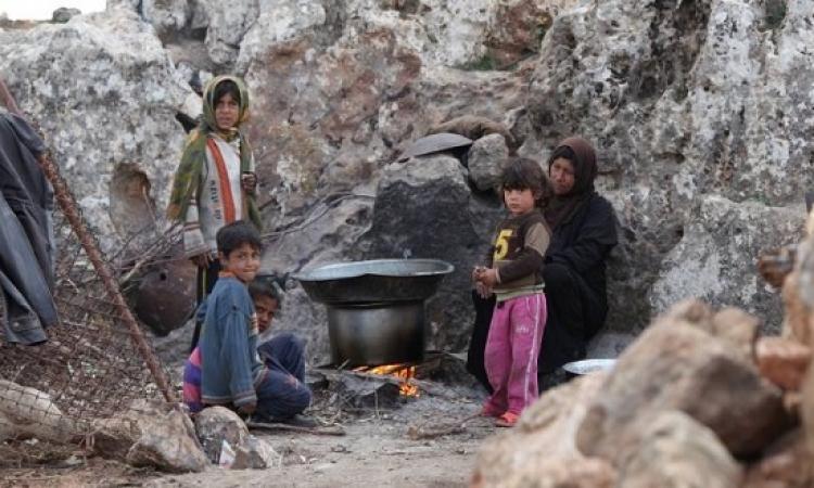 الصليب الأحمر : تأجيل دخول قافلة المساعدات الإنسانية للغوطة الشرقية
