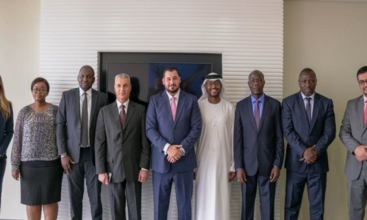 بيت الوساطة تستضيف فريق التطوير المؤسسى ببورصة غرب أفريقيا