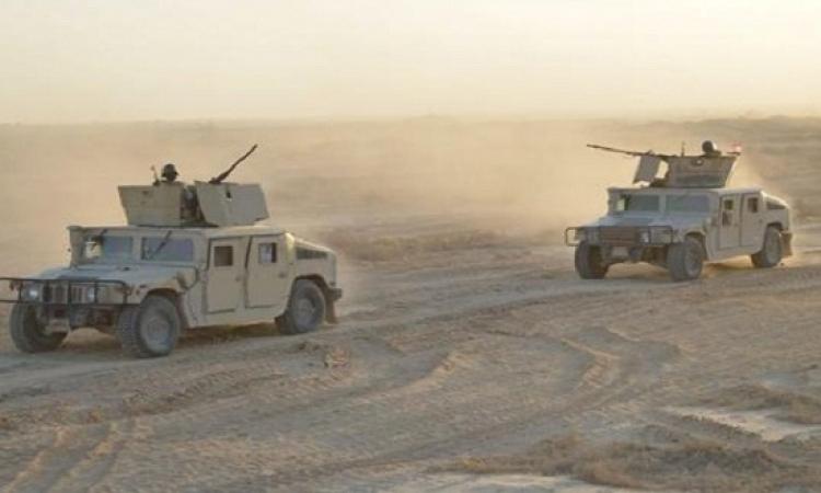 بالفيديو .. القوات المسلحة تعلن تصفية 4 تكفيريين والقبص على 2 بسيناء