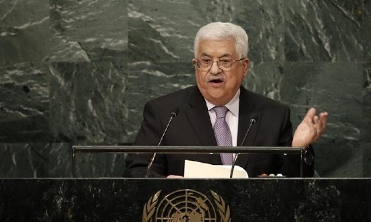 عباس يدعو أمام مجلس الأمن لإيجاد صيغة جديدة لعملية السلام دون رعاية أمريكية