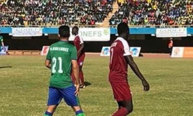 مصر للمقاصة يخسر أمام جينيريشن فوت ببطولة أبطال إفريقيا