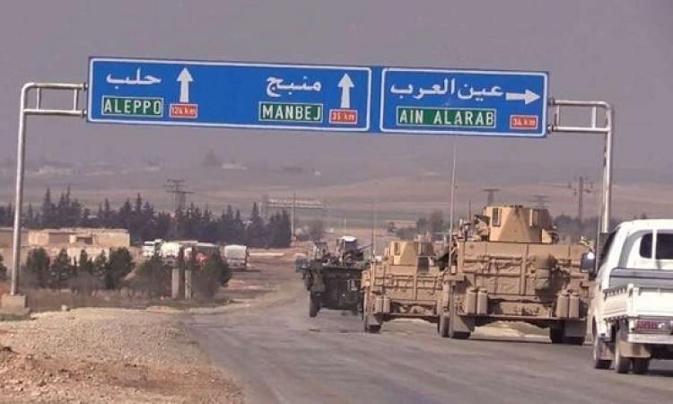 """الجيش السورى يتفق مع """"قسد"""" لدخول منبج قريباً"""