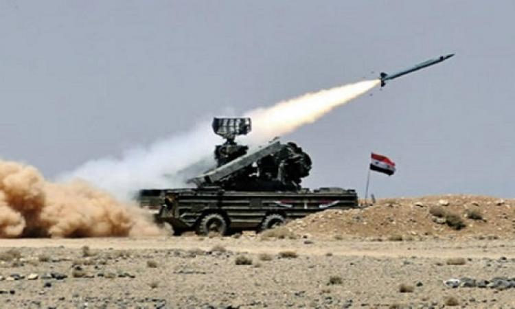 سوريا تعلن صد غارة إسرائيلية على ريف دمشق
