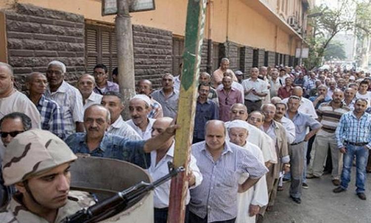 تواصل عمليات التصويت على التعديلات الدستور لليوم الأخير