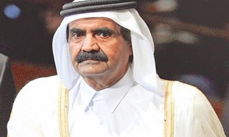 مفاجأة بشأن انقلاب أمير قطر السابق على والده