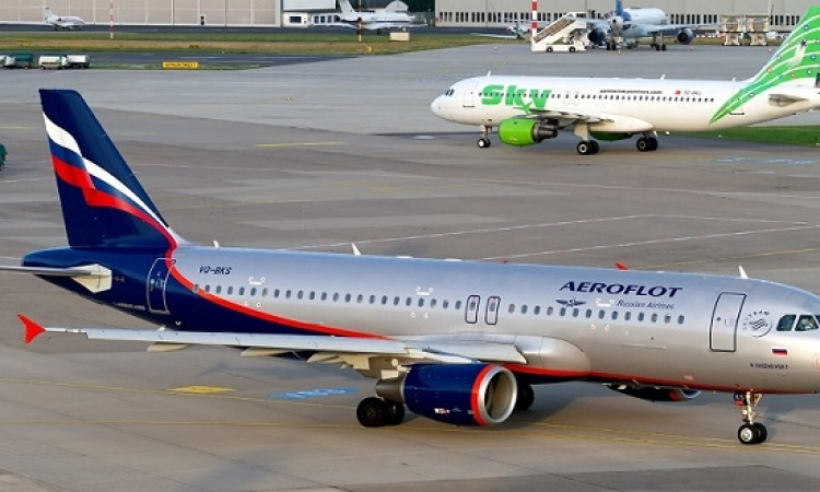 عودة الطيران الروسى للقاهرة 11 أبريل
