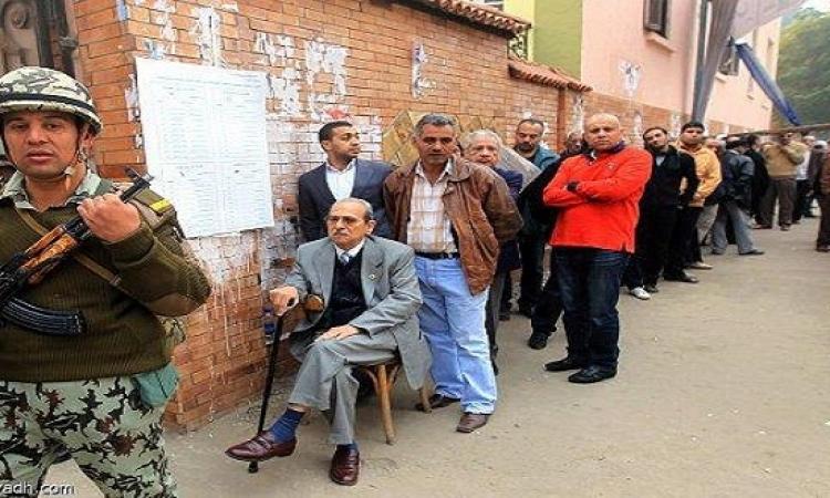 المصريون يواصلون التصويت فى اليوم الثانى للانتخابات الرئاسية