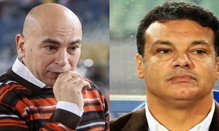 حسام حسن يسعى للفوز على فريقه القديم فى مواجهة المصرى وبيراميدز