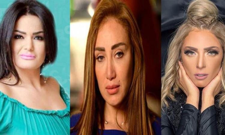 سما المصرى تهين ريم البارودى بسبب ريهام سعيد