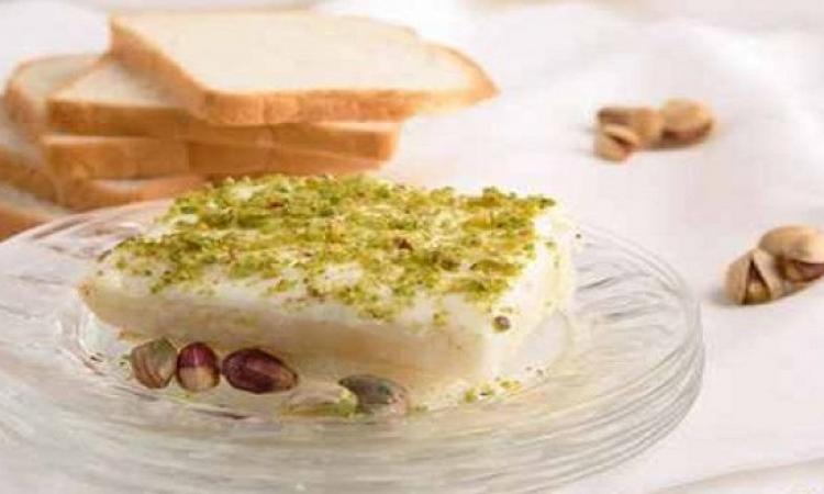 حلو اليوم .. عيش السرايا من المطبخ التركى