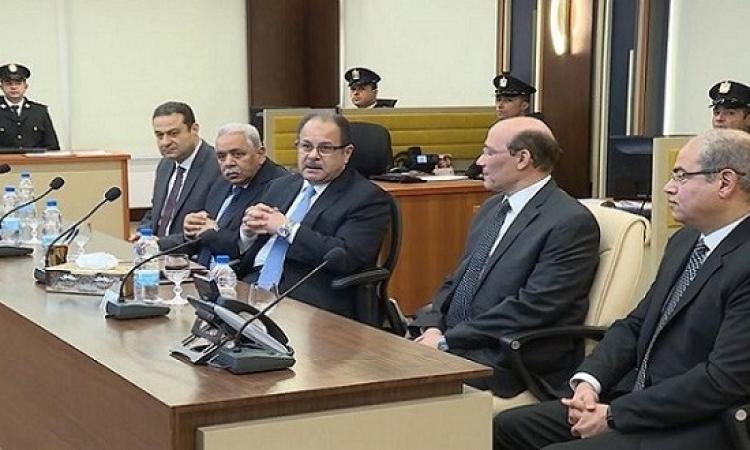 عمليات الداخلية : اكتمال فتح اللجان الانتخابية واستقرار الأمن