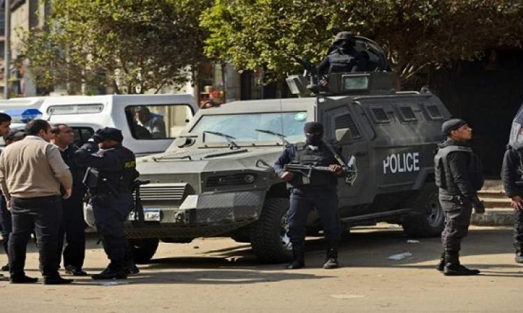 الأمن الوطنى يضبط 6 دواعش خططوا لعملية إرهابية