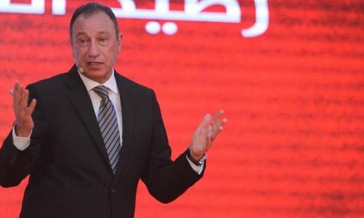 الخطيب : آل الشيخ قدم دعم غير مسبوق للاهلى فى تاريخه