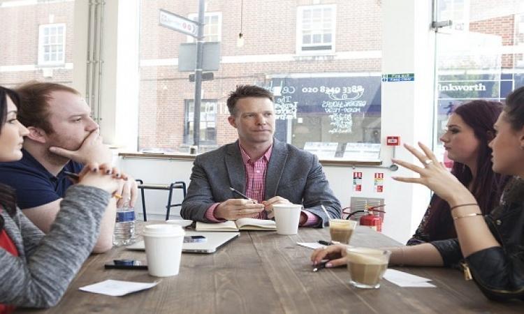 اتيكيت وقواعد المحادثة والحوار
