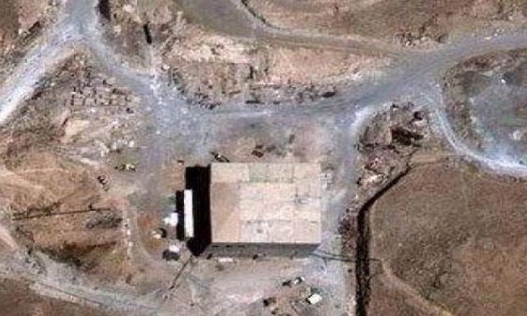 إسرائيل تعترف بتدميرها مفاعلا نوويا فى سوريا