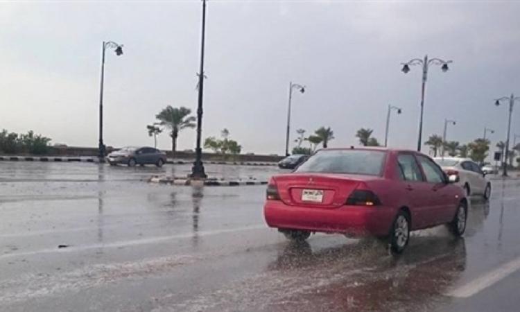 انخفاض ملحوظ بدرجات الحرارة وأمطار بأغلب الأنحاء خلال 48 ساعة