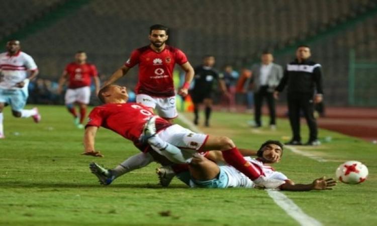 الأهلى يكشف عن حجم إصابة سعد سمير