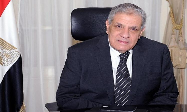 إبراهيم محلب يمثل مصر اليوم فى المؤتمر الدولى حول ليبيا بباريس