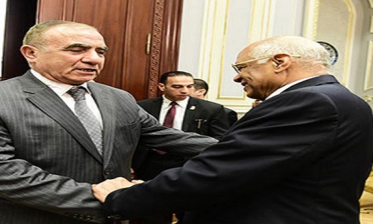 """عبد العال معلنا انتهاء أزمة وزير التنمية المحلية: """"استردينا كرامة المجلس"""""""