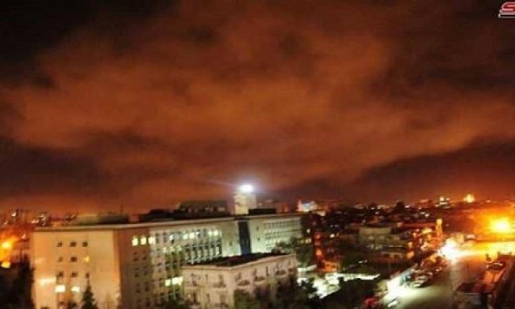مقتل أربعة سوريين في هجوم صاروخي إسرائيلي