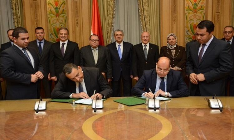 تعاون بين الإنتاج الحربى وشركة إماراتية لصيانة محطات الكهرباء