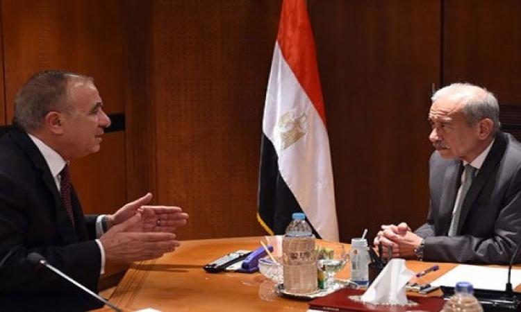 رئيس الحكومة يلتقى ابو بكر الجندى على خلفية تصريحات أثارت النواب