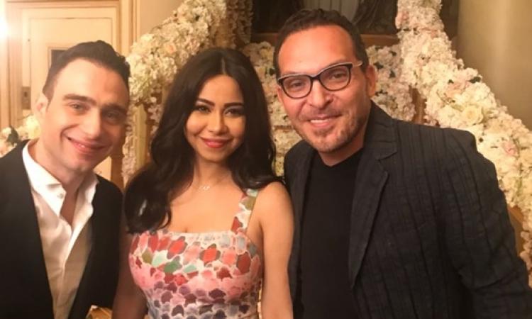 بالفيديو.. حسام حبيب معلقًا على زواجه: أنا وشيرين بنحب الخصوصية وفرحة الناس فرحتنا