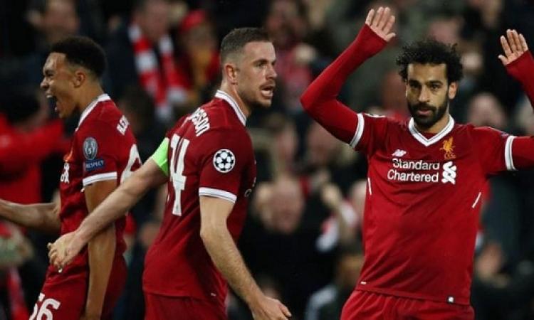 ليفربول يسحق روما بخماسية