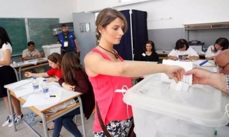 تقدم ملموس للثنائى الشيعى أمل وحزب الله فى الانتخابات اللبنانية
