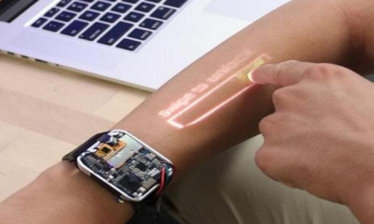 ذراعك شاشة تعمل باللمس مع أحدث ابتكارات الساعات الذكية