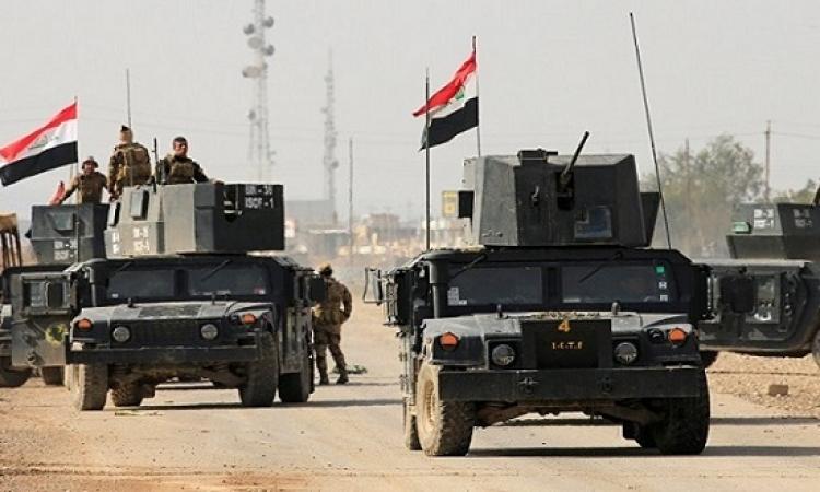 عملية جديدة لمحاربة داعش على الحدود السورية – العراقية