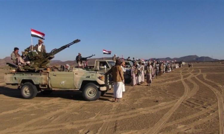 المقاومة اليمنية تتقدم باتجاه الحديدة على الساحل الغربى لليمن