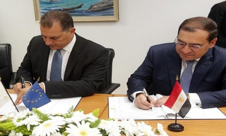 الغاز القبرصي في الطريق إلي مصر لتأمين احتياجات أوروبا