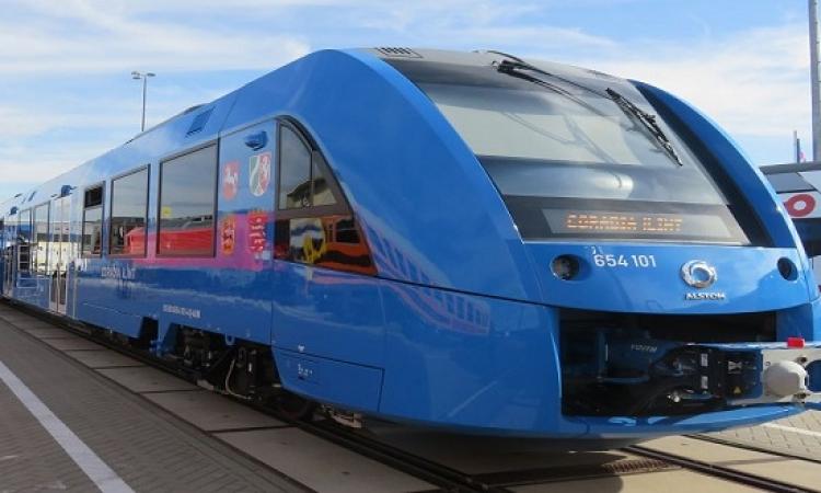 قطار الهيدروجين ينطلق في ألمانيا قريبا لحماية البيئة