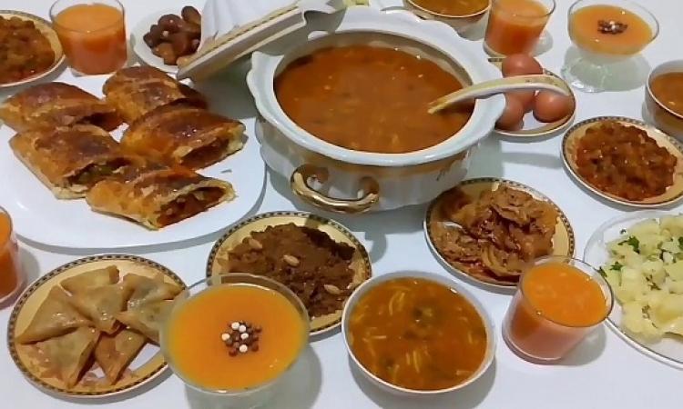 من الفطار للسحور.. تناول 4 وجبات يحميك من عسر الهضم