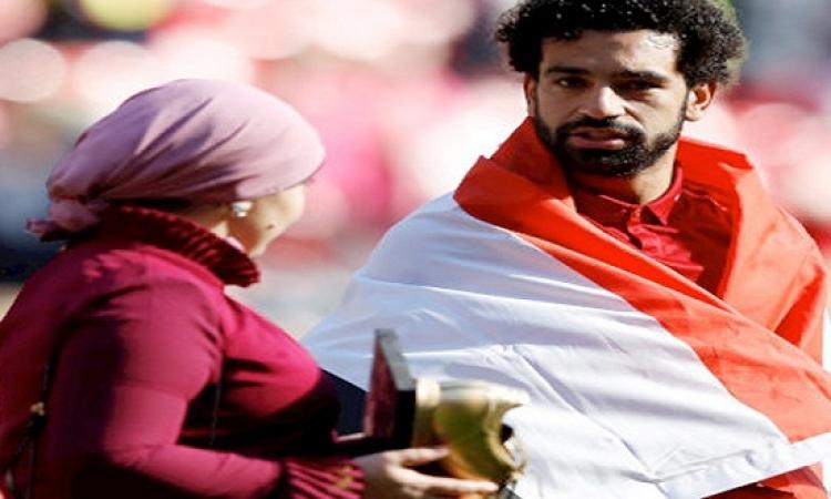 """بالصور.. محمد صلاح يتصدر """"تويتر"""" عالميا بعد تتويجه بلقب هداف الدورى الإنجليزى"""