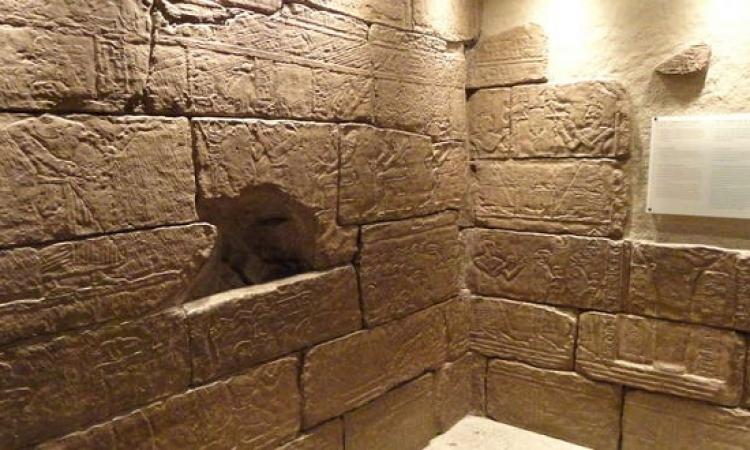 العثور على مقبرة قائد الجيش المصري فى سقارة