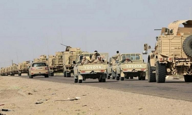 القوات اليمنية المشتركة تشن هجوماً واسعاً جنوب الحديدة