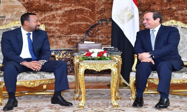 """إثيوبيا تتعهد بالحفاظ على """"حصة مصر"""" في مياه النيل"""