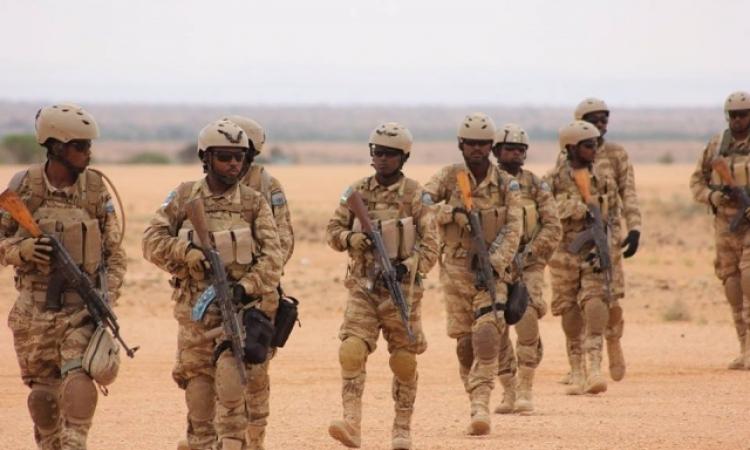 عملية عسكرية للقوات الصومالية ضد حركة الشباب جنوب غرب البلاد